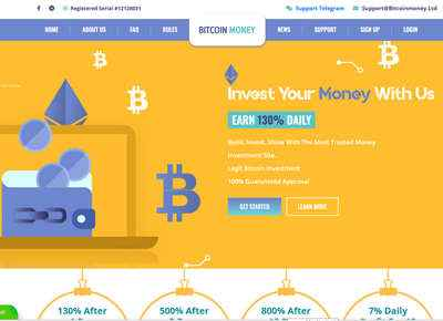 Bitcoin Money LTD - bitcoinmoney.ltd 8392