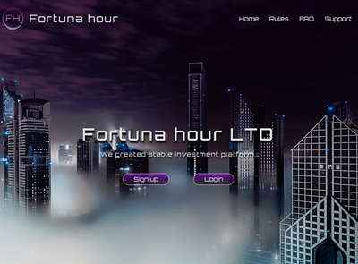 Fortuna-hour screenshot