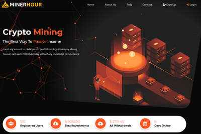 MinerHour screenshot