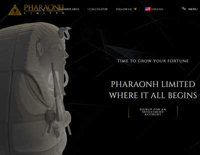 PHARAONH screenshot