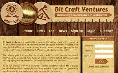 Bit Craft Ventures screenshot