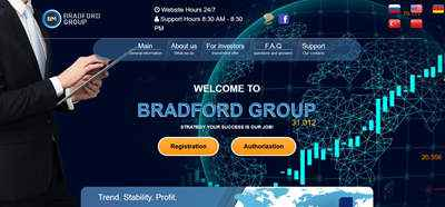Bradford Managment Group screenshot