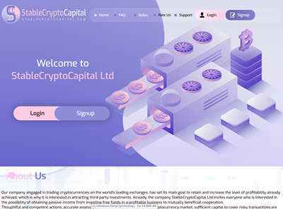 StableCryptoCapital Ltd - stablecryptocapital.com