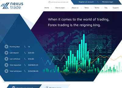 NEXUS TRADE screenshot