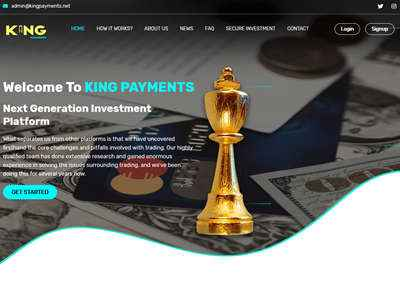 KINGPAYMENTS screenshot