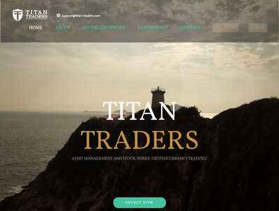 Titan Traders ltd screenshot