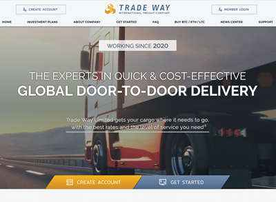 Trade Way Limited screenshot