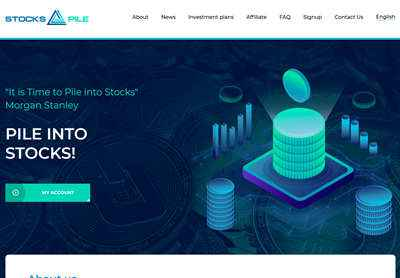 StocksPile Limited screenshot