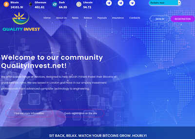 QualityInvest screenshot