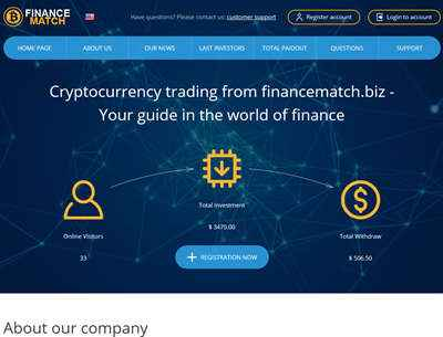 FINANCE MATCH LTD - financematch.biz 8791