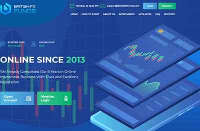 British FX Funds Ltd screenshot