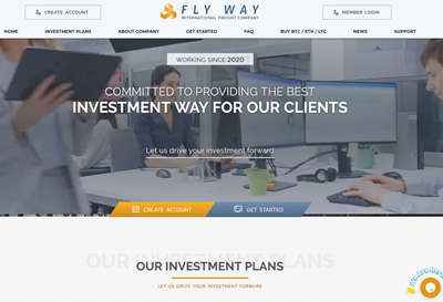 Fly Way Limited - flyway.pro 8831
