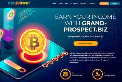 Grand-Prospect Ltd - grand-prospect.biz 8839