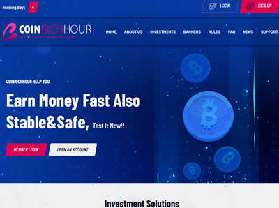 Coin Rich Hour Ltd screenshot