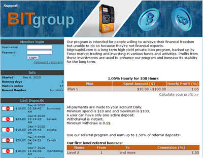 Bitgroup ltd - bitgroupltd.com 8906