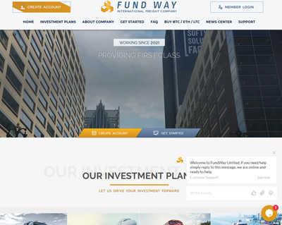 Fund Way Limited - fundway.pro 8920
