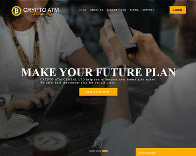 CRYPTO ATM GLOBAL LTD screenshot