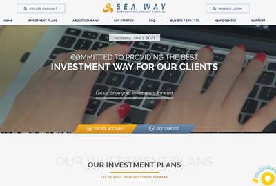 Sea Way Limited screenshot